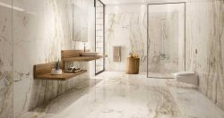 ONIKS WHITE RECTIFIED POLISHED NANO PORCELAIN TILES 60×120