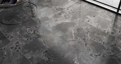 POMPEI GREY RECTIFIED LAPPATO PORCELAIN TILES