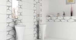 ZETA WHITE RECTIFIED WALL TILES