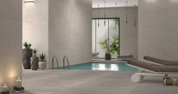 LEONARDO GREY 20MM R10 RECTIFIED PORCELAIN TILES