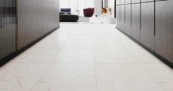 CLARIS GLOSSY WHITE RECTIFIED PORCELAIN TILES