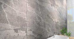 GEMSTONE LIGHT GREY RECTIFIED LAPPATO PORCELAIN TILES