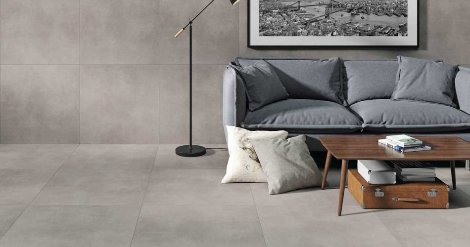 INFINITY WHITE RECTIFIED PORCELAIN TILES
