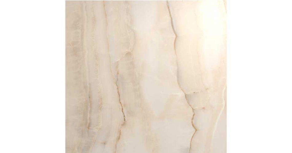 OPAL BONE RECTIFIED POLISHED NANO PORCELAIN TILES 120x120